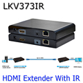 LKV373IR HDMI Extender 100-120 Meter With IR HDMI repeater Over Cat5e/Cat6 1080P Adapter Free Shipping