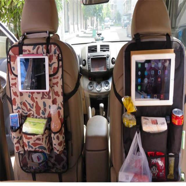 Projeto agradável Do assento de Carro Saco Carro mochila Bolsa Saco Carros Camuflagem De Setembro de 16