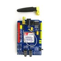 1pcs SIM900 module 4 frequency \ development board \ GSM \ GPRS \ SMS \ wireless data super TC35i #Hbm0450