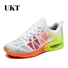 New Men Runing Sport Sneakers for Women Zapatillas Deportivas Hombre Air Cushion Shoes Light Summer Free Run Shoe Lace-Up