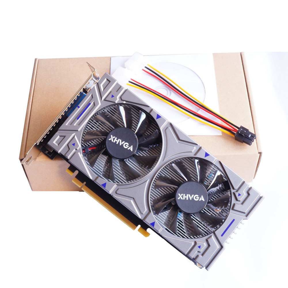 Control Toys Popular GTX 1050 2GB GDDR5 192Bit VGA DVI HDMI Graphics Card For NVIDIA for GeForce X# dropship