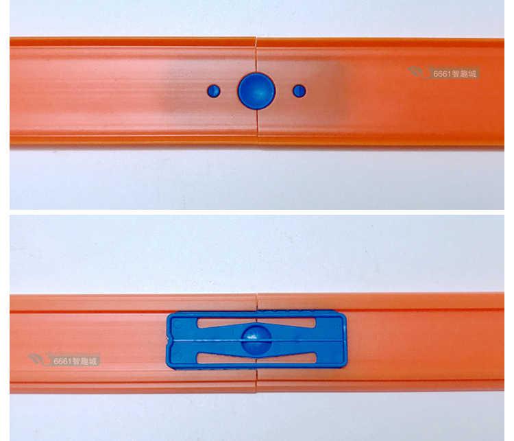 Hot Wielen EEN stuks Accessoires Rotonde Spoor Speelgoed kinderen Speelgoed Model Plastic Miniaturen Auto Spoor Educatief Slot Auto Speelgoed BCT38