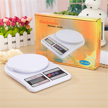 0.1g Baking Gram Scale Weighing Device Gram Weighing 10kg Precision Food Electronic Scale Kitchen Scale Household Small Food original new bc ii thermal print head fit for electronic scale bizerba bcii bs sc weighing scale printhead