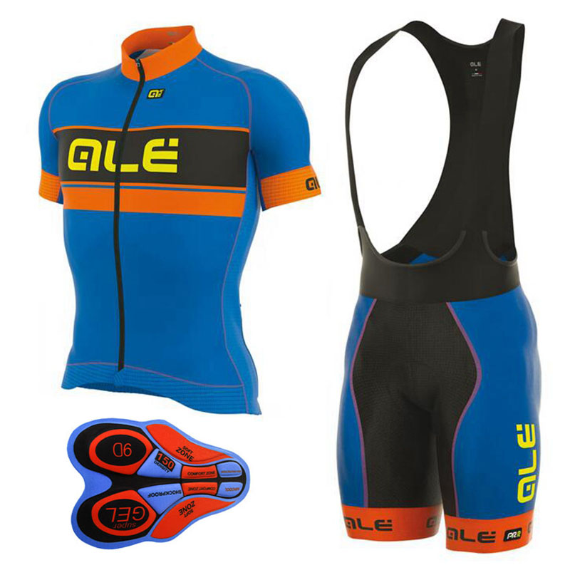 2018 Pro Team Short Sleeve Jersey Pro Racing Clothing ALE Summer Quick Dry YELLOW BLUE GREEN Cycling Jersey ALE Ropa Ciclismo смартфон highscreen fest xl pro blue
