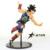 """Frete grátis 9 """" Dragon Ball Z Master estrelas pedaço MSP No. 19 Super Saiyan Goku Goku 23 cm encaixotado PVC Action Figure modelo boneca"""
