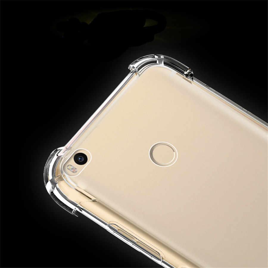 Siêu Chống-gõ TPU Bảo Vệ Đầy Đủ cho Huawei Mate 20 Pro P20 Lite Trường Hợp Honor 10 9 8 7X 8X 6A 5C 7A 7C Y6 Thủ Y7 Y9 2018