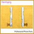 Volumen original hacia arriba/abajo botón y botón de encendido/apagado flex cable para huawei y511 teléfono móvil elegante envío gratis