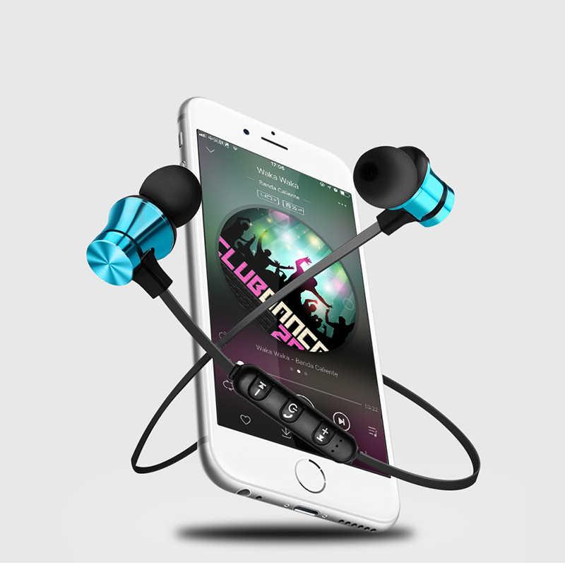 Bluetooth イヤホン Huawei 社の名誉 10 9 Lite 8 8X 最大 8C 8A 7 7A 7X 7C 7 S 6 6X 6A 6C プロビュー 20 10 V10 V20 ヘッドフォンワイヤレス
