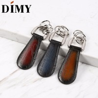 100% Brand New Shoe Accessories Genuine Cowhide Leather Shoehorn Vintage multi function key chain MEN'S Shoe Horns