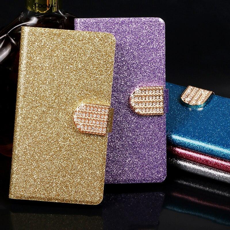 Flip phone case For Samsung Galaxy J5 J500 2016 J510 2017 J530 F H V leather wallet style Shining cover Prime G5700 J6 2018 J600 wallet