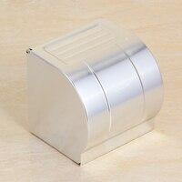 Space aluminum tissue box bathroom toilet paper holder bathroom waterproof paper holder paper towel holder paper holder lo417550