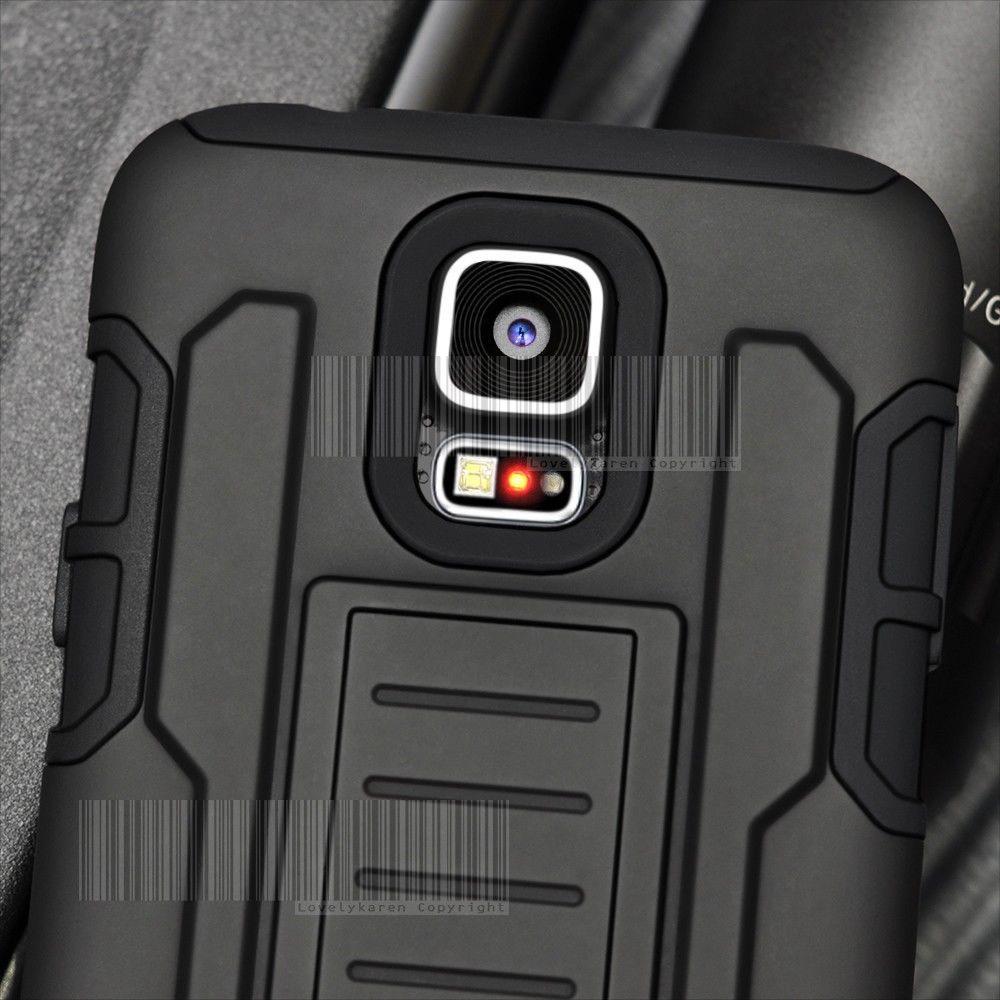 Pansarfodral för Samsung Galaxy S3 S4 S5 S6 S7 Edge Plus Mini Aktiv - Reservdelar och tillbehör för mobiltelefoner - Foto 3