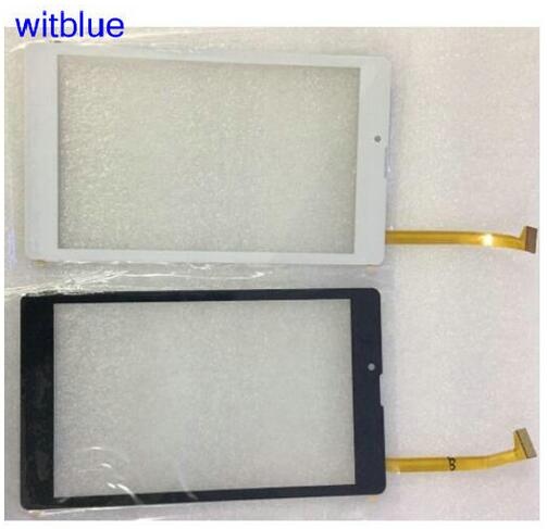 Witblue New Touch screen Digitizer For 7 DIGMA CITI 7507 4G CS7113PL Tablet panel Glass Sensor replacement Free Shipping 8 inch touch screen for prestigio multipad wize 3408 4g panel digitizer multipad wize 3408 4g sensor replacement