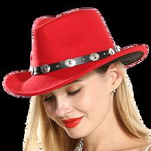 Женские ковбойские шляпы
