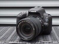Canon EOS 200D / Rebel SL2 DSLR Camera & 18 55mm IS STM Lens Black
