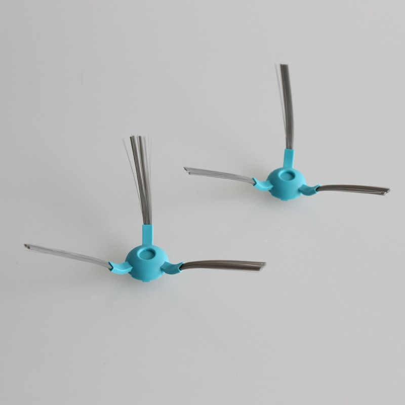 10 Cepillo Lateral para la aspiradora Conga 1390 1290, robot limpiador de coche, accesorios para herramientas de limpieza del hogar