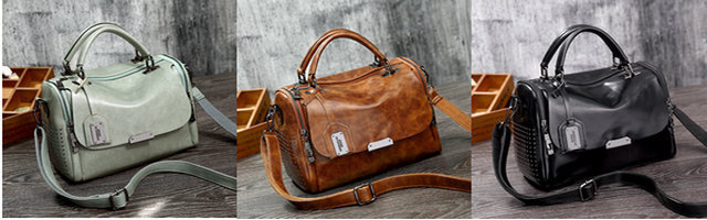 luxo designer bolsa ombro feminino rebite sacos