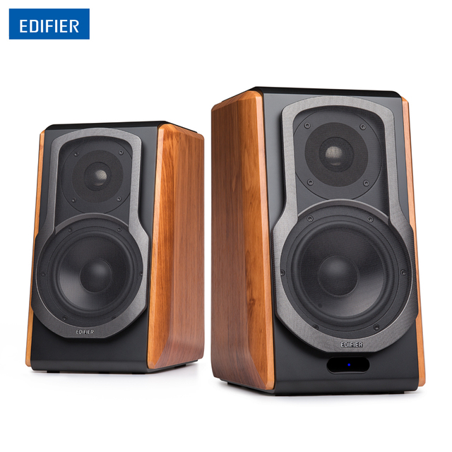 edifier speakers field active audiophile bluetooth bookshelf monitor speaker powered products near optical input