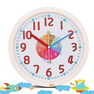 d78209c877dcc ᗚ Buy wall clock kids design and get free shipping - repair tool 055