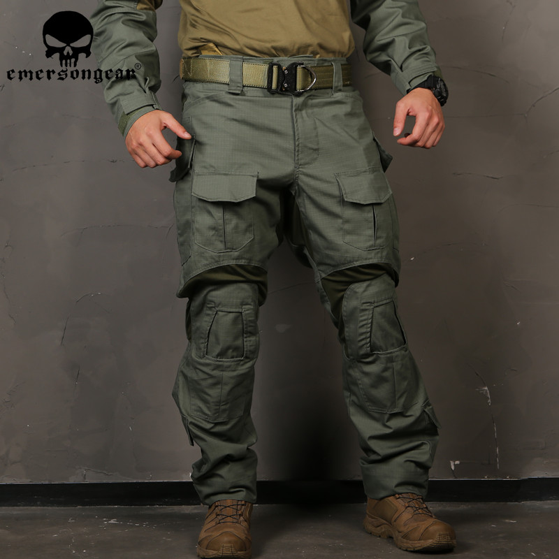 Image 3 - EMERSONGEAR G3 New Combat Pants Hunting Military Army Trousers Tactical Combat Pants with Knee Pads emerson EM9351-in Party DIY Decorations from Home & Garden