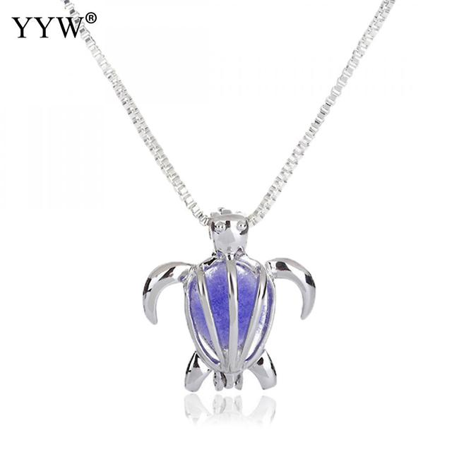 Fashion perfume aromatherapy pendant essential oil diffuser turtle fashion perfume aromatherapy pendant essential oil diffuser turtle shape locket cage necklace pendant for women jewelry aloadofball Image collections