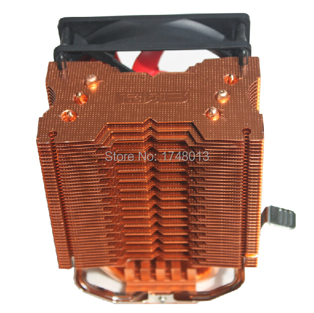 3pin 3 heatpipe, for Intel LGA755/1155/1150/i3/i5/i7, for AMD AM3+/AM3/AM2/AM2+ ,cpu radiator,cooler fan,CPU Fan, PcCooler S93D 4 heatpipe 130w red cpu cooler 3 pin fan heatsink for intel lga2011 amd am2 754 l059 new hot