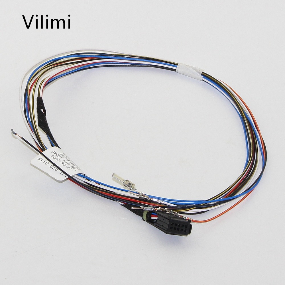 1pcs Gra Cruise Control System Connection Harness For Vw Golf Jetta Beetle Wiring Loom Car Switch Connector Cable Sharan Passat B5 Mk4