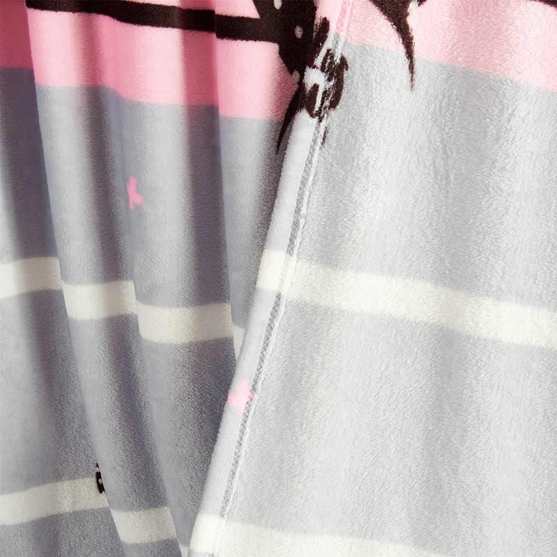Домашний текстиль, Супер дешевое Брендовое розовое Флисовое одеяло для взрослых, покрывало на кровать, мягкое автомобильное одеяло, дорожный плед для дивана