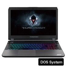 "ThundeRobot ST-Pro Gaming Laptops 15.6"" IPS FHD 1920*1080 PC Tablets GTX1060 Intel Core i7 7700HQ CPU 16GB RAM 512GB SSD Disk(China (Mainland))"