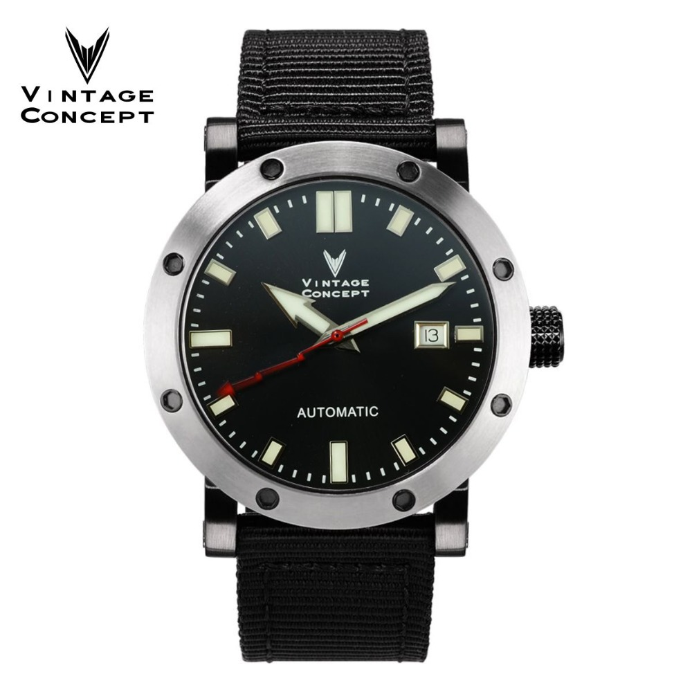 San Martin Fashion VC Men Watch Automatic Watch Crystal Sapphire glass 50m Water Resistant Montre Male Mechanical Wristwatches  San Martin Fashion VC Men Watch Automatic Watch Crystal Sapphire glass 50m Water Resistant Montre Male Mechanical Wristwatches