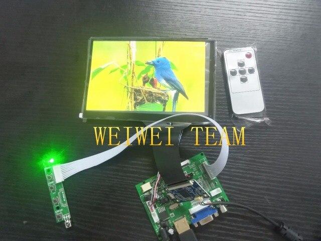 Pantalla LCD de 7 pulgadas 1280*800 IPS para placa de Control remoto Raspberry Pi N070ICG-LD1 2AV HDMI VGA (con pantalla táctil)