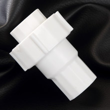 Gogo 40mm 50mm 63mm PPR válvula de Plástico da válvula De retenção de cut-off one-way válvula de tubo fiiting