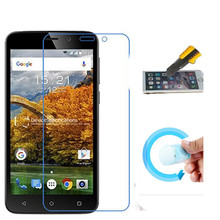 Soft Glass Nano Explosion proof Screen Protector Protective Lcd Film For Fly Nimbus 9 7 10
