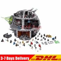 2018 Lepin 05063 4016pcs Genuine New Force Waken UCS Death Star Educational Building Blocks Bricks Toys