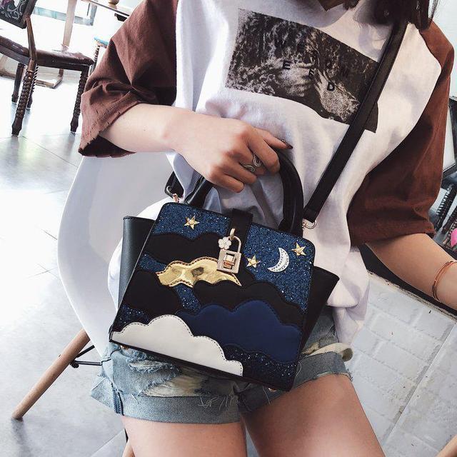 Handbag PU Leather Women...