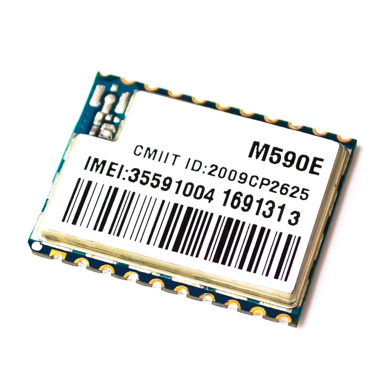 M590E GSM GPRS module Diy kits M590 GSM GPRS 900m-1800m sms CPU MCU test