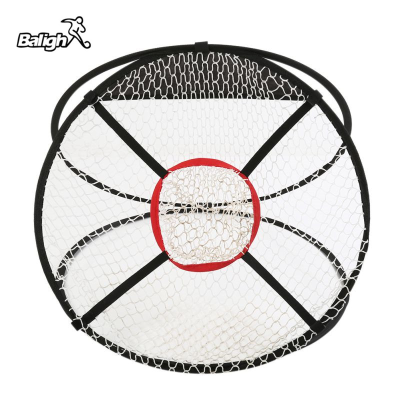 Balight Brand Outdoor Golf Practice Net Cage Golf Training Net Golf Chipping Net Pitching Practice Hitting Net