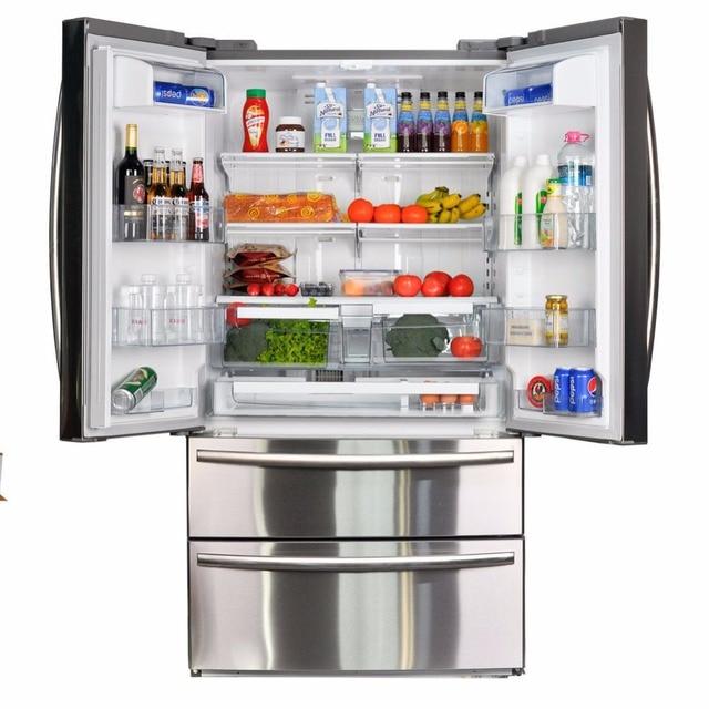 Smad 36 21 Cu Ft French Door Counter Depth Refrigerator