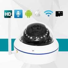Surveillance 720P 1080P Camera Security Network Monitor Audio Wirless IP Camera WiFi P2P Waterproof Outdoor IR-Cut CamHi APP camhi p2p 1 0mp wifi 720p metal outdoor waterproof night vision surveillance cameras onvif h 264 ip wireless network security