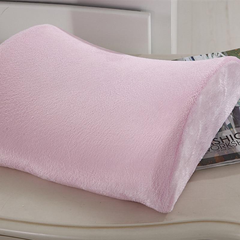 Memory Foam Lumbar Back Support Cushion Pillow Memory Cushion Pillow