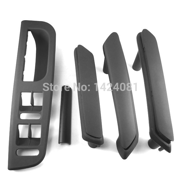 5pcs black interior door handle with trim 3b4867371 3b4867372 fit vw 5pcs black interior door handle with trim 3b4867371 3b4867372 fit vw passat b5 3b4867179a 3b4867180a 3b0867180a planetlyrics Images