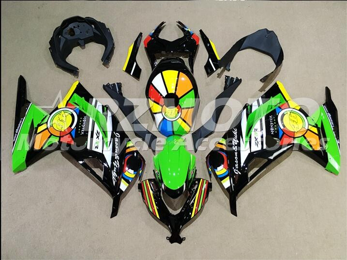 New ABS motorcycle Fairing For kawasaki Ninja 300 2013 2014 2015 2016 2017Ninja   Injection Bodywor All sorts of color  No.496New ABS motorcycle Fairing For kawasaki Ninja 300 2013 2014 2015 2016 2017Ninja   Injection Bodywor All sorts of color  No.496