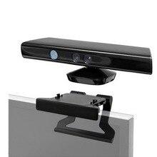 1 шт. Лидер продаж ТВ Клип зажим крепление подставка держатель для microsoft Xbox 360 Kinect сенсор новейший по всему миру Горячая Прямая поставка