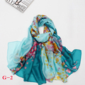 7 colors Hot wholesale ! 2017 New design Brand Winter Scarf fashion style Women lady silk scarf 190*100cm big shawl