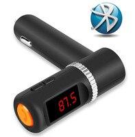 BC08 автомобильный mp3-плеер usb Bluetooth Fm-передатчик громкой Беспроводной плеер mp3 пункт авто Автомобильный Комплект Для Телефона