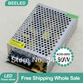 AC 110V 220V to DC 12V 5A 60W Voltage Transformer Switch Power Supply for Led Strip & Led billboard free shipping