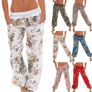 b6cabca8f8ff5 NIBESSER Women Wide Leg Pants Female Plus Size Trousers