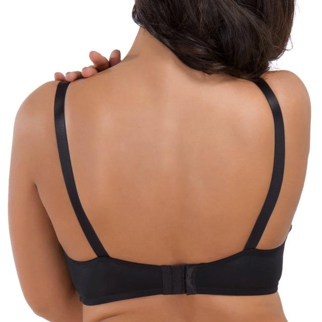 Breastfeeding Padded Underwire Nursing Bra with Full Sling