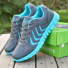 Women Shoes 2018 new fashion Summer mesh Breathable Female Shoes woman Flats Shoes sneakses tenis feminino
