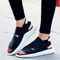 Hot New Men's Sandals 2017 Summer Female Outdoor Unisex Beach Sandals Fashion Flat Lovers Summer Shoes  Flip Flops Slippers